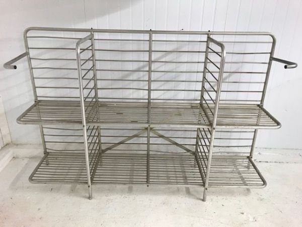 Aluminium French Bakers Rack - gf12